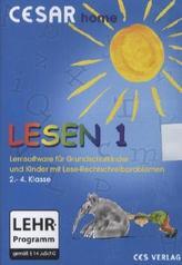 CESAR home Lesen 1, CD-ROM