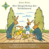 Der Sängerkrieg der Heidehasen, 1 Audio-CD