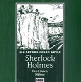 Sherlock Holmes, Des Löwen Mähne, 1 Audio-CD