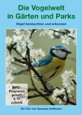 Die Vogelwelt in Gärten und Parks, 1 DVD