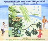 Geschichten aus dem Regenwald, 1 CD-Audio