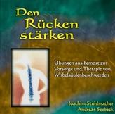 Den Rücken stärken, 1 Audio-CD