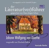 Johann Wolfgang von Goethe, 3 Audio-CDs