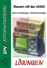 Grundlehrgang - Teilnehmerunterlagen, Lösungen, 1 CD-ROM