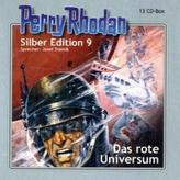 Perry Rhodan, Silber Edition - Das rote Universum, 13 Audio-CDs