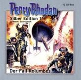 Perry Rhodan, Silber Edition - Der Fall Kolumbus, 12 Audio-CDs