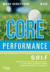 Core Performance Golf, 1 DVD