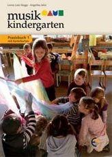 Musikkindergarten, Praxisbuch, m. Karteikarten. Bd.1