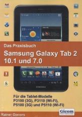 Das Praxisbuch Samsung Galaxy Tab 2 10.1 und 7.0