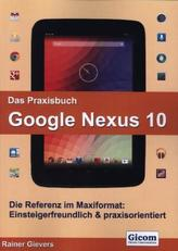 Das Praxisbuch Google Nexus 10