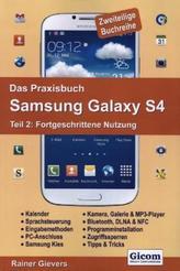 Das Praxisbuch Samsung Galaxy S4. Tl.2