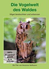 Die Vogelwelt des Waldes, 1 DVD