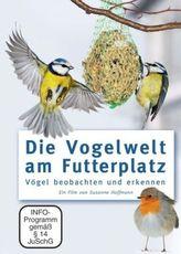 Die Vogelwelt am Futterplatz, 1 DVD