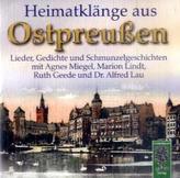 Heimatklänge aus Ostpreußen, 1 Audio-CD