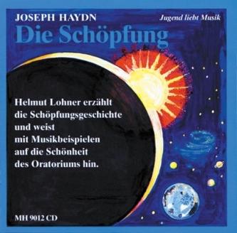 Die Schöpfung, 1 Audio-CD