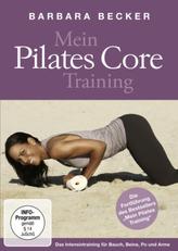Mein Pilates Core Training, 1 DVD