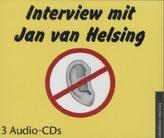 Interview mit Jan van Helsing, 3 Audio-CDs
