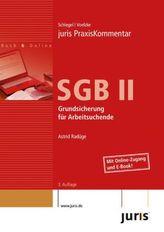 SGB II, Grundsicherung für Arbeitssuchende
