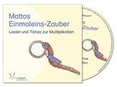 Mattos Einmaleins-Zauber, Audio-CD