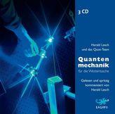Quantenmechanik für die Westentasche, 3 Audio-CDs