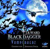 Black Dagger, Vampirherz, 4 Audio-CDs