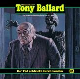 Tony Ballard - Der Tod schleicht durch London, 1 Audio-CD