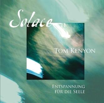 Solace, Audio-CD
