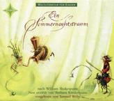 Ein Sommernachtstraum, 1 Audio-CD