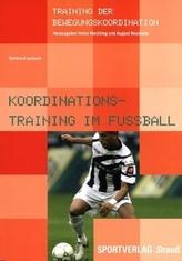 Koordinationstraining im Fussball
