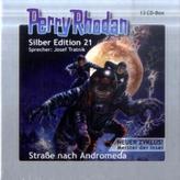 Perry Rhodan, Silber Edition - Die Straße nach Andromeda, 13 Audio-CDs