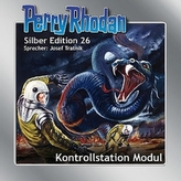 Perry Rhodan, Silber Edition - Kontrollstation Modul, 12 Audio-CDs