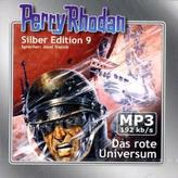 Perry Rhodan, Silber Edition - Das rote Universum, 2 MP3-CDs
