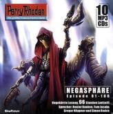 Perry Rhodan - Negasphäre, 10 MP3-CDs