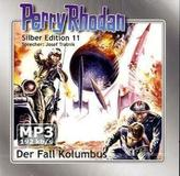 Perry Rhodan, Silber Edition - Der Fall Kolumbus, 2 MP3-CDs (remastered)