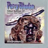 Perry Rhodan, Silber Edition - Andromeda, 12 Audio-CDs