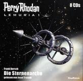 Perry Rhodan, Lemuria - Die Sternenarche, 8 Audio-CDs