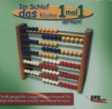 Im Schlaf das kleine 1mal1 lernen, 1 Audio-CD