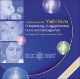 Entspannung, Ausgeglichenheit, Ruhe und Geborgenheit, 1 Audio-CD