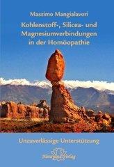 Kohlenstoff-, Silicea- und Magnesiumverbindungen in der Homöopathie