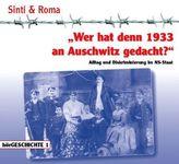 'Wer hat denn 1933 an Auschwitz gedacht?', 1 Audio-CD