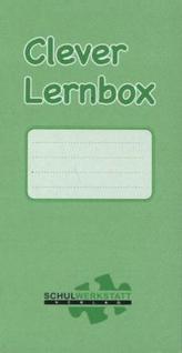 Clever Lernbox, DIN A8, einzeln aufgebaut