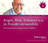 Angst, Wut, Schmerz u.a. in Freude verwandeln, Audio-CD
