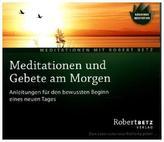 Meditationen und Gebete am Morgen, Audio-CD