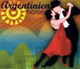 Argentinien hören, 1 Audio-CD