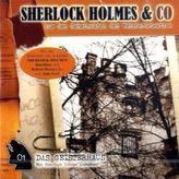 Sherlock Holmes & Co - Das Geisterhaus, Audio-CD