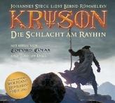 Kryson - Die Schlacht am Rayhin, 16 Audio-CDs