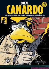 Canardo - Der aufrechte Hund / Das Zeichen des Rasputin / Ein schöner Tod