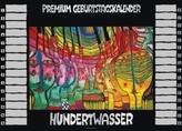 Hundertwasser Premium Geburtstagskalender