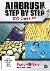 Textur-Effekte, DVD