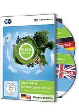 Global Ideas: Nachhaltigkeit Weltweit - 104 Projekte für die Zukunft der Erde, 2 DVD-ROMs